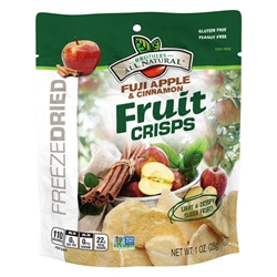 Wholesale Freeze Dried Apple Cinnamon Fruit Crisps 1oz. 6 pack