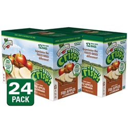 Wholesale Freeze Dried Apple Cinnamon Fruit Crisps, 24 pk
