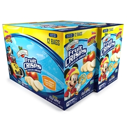 Wholesale Mickey Mouse Clubhouse Freeze Dried Fruit Snacks, Fuji Apple 24 pk