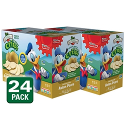Wholesale Donald Duck Freeze Dried Fruit Snacks, Asian Pear Fruit Crisps 24 pk
