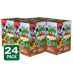 Wholesale Disney Freeze Dried Fruit Crisps Apple Cinnamon 24-pk 4x6