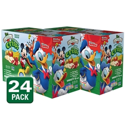 Mickey Mouse Variety 24 Pack  Wholesale Mickey Mouse Clubhouse Freeze Dried Fruit Snacks Variety 24-pack