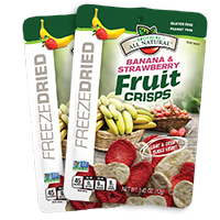 Strawberry-Banana Fruit Crisps 24-pack