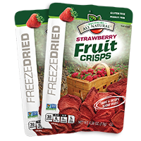 Strawberry Fruit Crisps 24-Pack