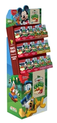 Mickey Mouse Clubhouse Assorted Freeze Dried Fruit Crisps Retail Display